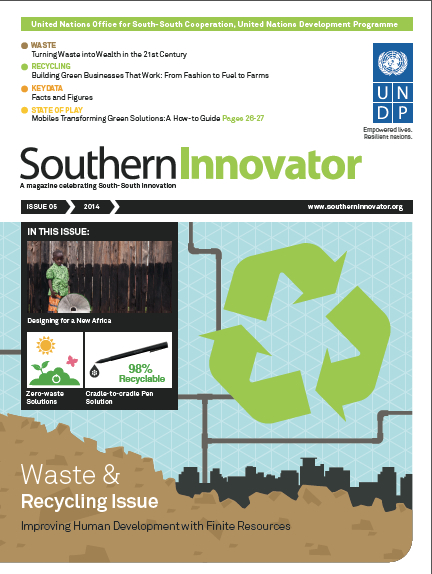 Southern Innovator Issue 5 Final Cover 2014