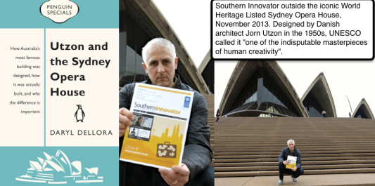 Utzon, Sydney and SI Issue 4