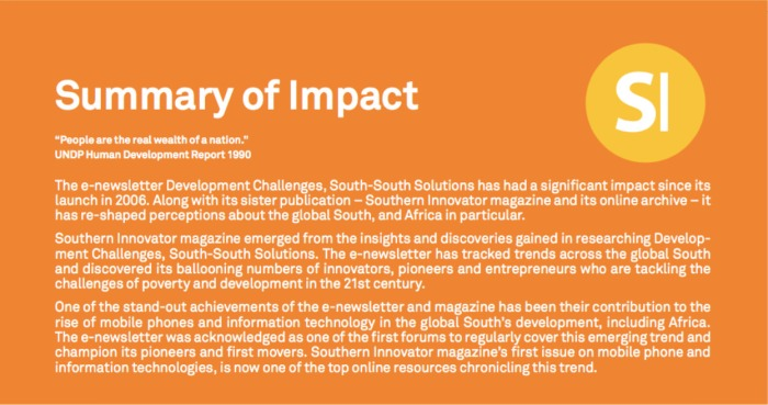 SI Impact Summary 2012 top_mini