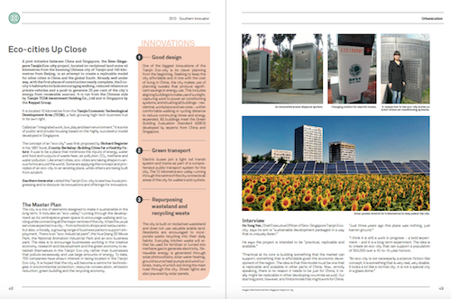 Eco-cities feature Issue 4